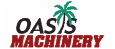 Oasis Machinery tool Parts