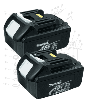 Makita Battery Repair Parts