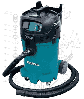 Makita Radio Repair Parts